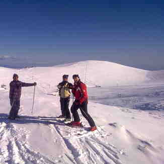 halastra team alpine ski west of assurbasi, Seli