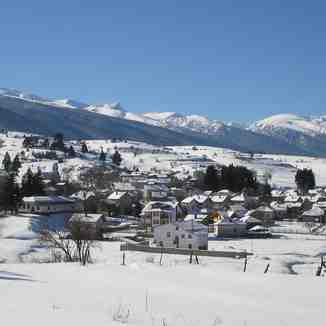 Village near Borovets Bulgaria