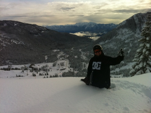 Waist DEEP!, Sasquatch Mountain Resort photo