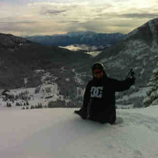 Waist DEEP!, Sasquatch Mountain Resort