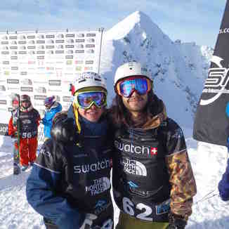 Freeskiing World Competitors + MAC DADDY, Revelstoke Mountain Resort