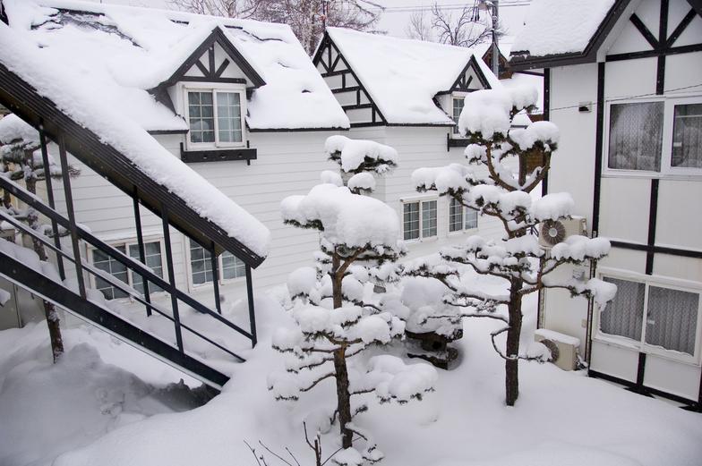 Furano snow