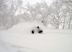 Deeper Powder, Asahidake photo