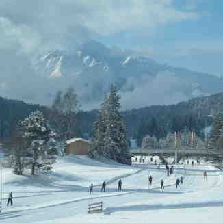 Cross Country Trail, Seefeld