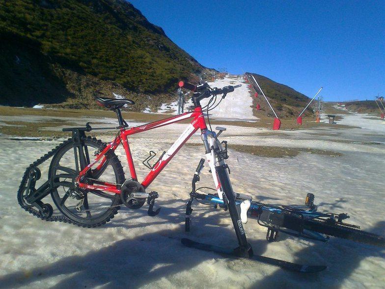 KtraK de www.bikenbabia.com, Leitariegos