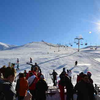 From Shop at Jonction, Mzaar Ski Resort