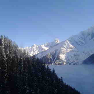 Dec 2011, Chamonix