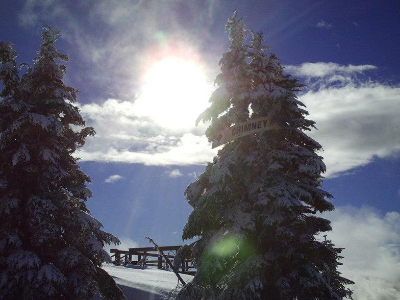 pre-season, Mount Washington