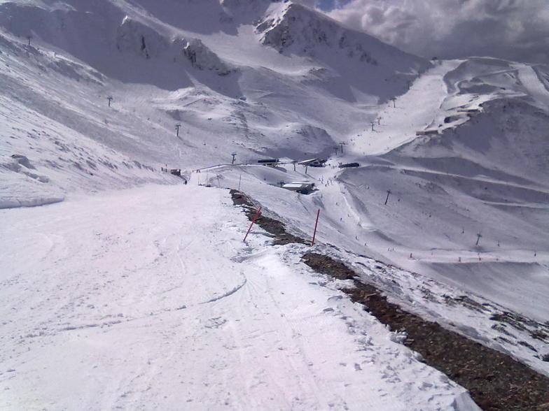 campos blancos, Valdezcaray