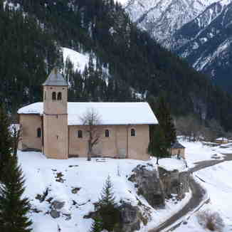 Champagny Church