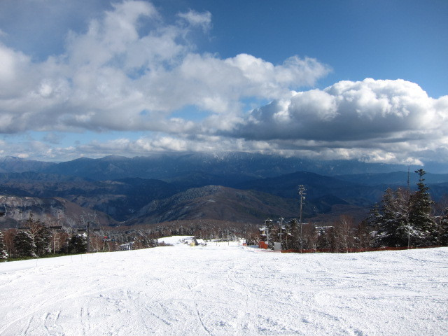 Ontake 2240 snow
