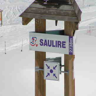 Saulire, Courchevel