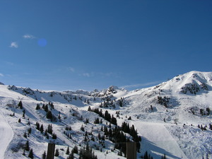 La Tania March 2006 photo