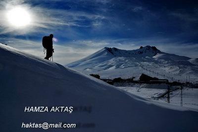 koç dagı ve erciyes, Erciyes Ski Resort