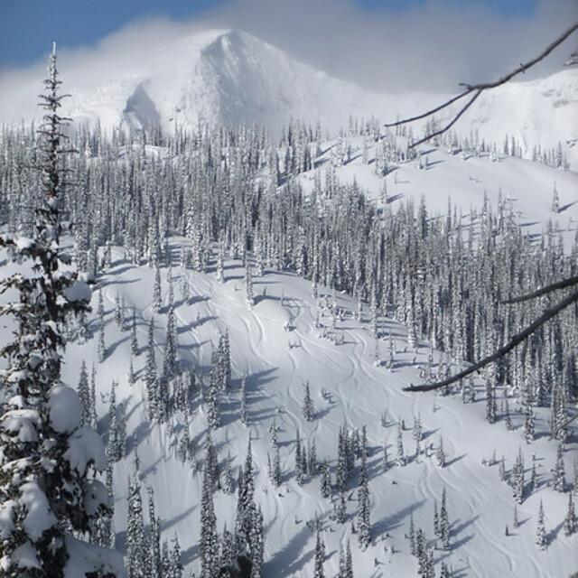 Rocking Horse, Ymir Backcountry Ski Lodge