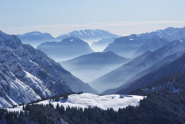 Pinzolo snow