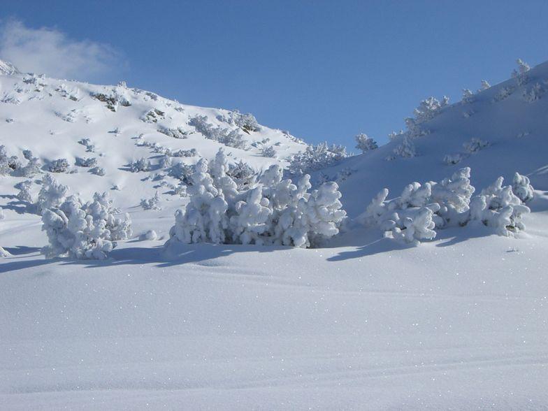 Paznauntal / Galtuer February 2006, Galtur-Silvapark
