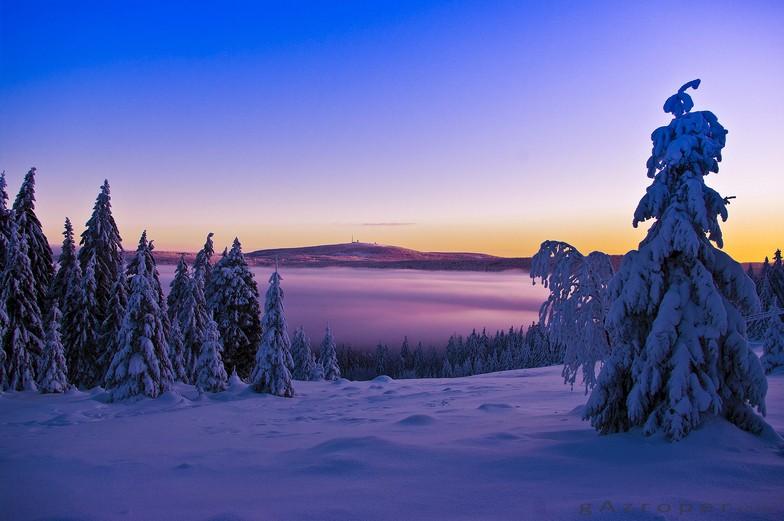 St. Andreasberg-Sonnenberg snow