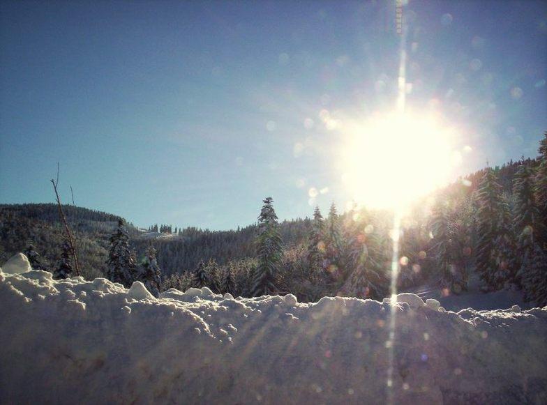 Bad Kohlgrub snow