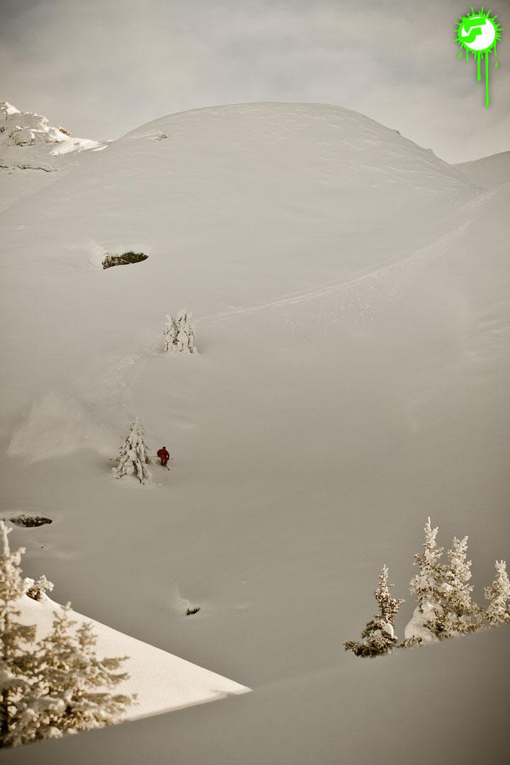 2011-12-25 | PowderRun, Montafon