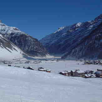Towards Switzerland, Livigno