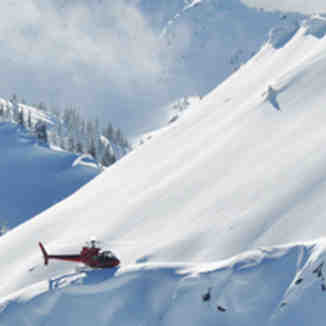 SNOWWATER HELI SKIING, Snowwater Lodge
