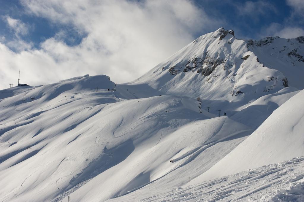 Anzère Οδηγός Χιονοδρομικού Κέντρου