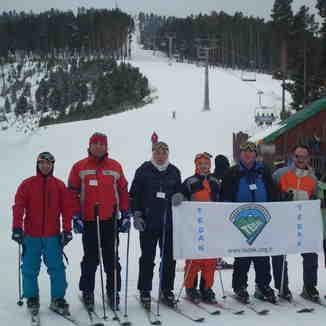 TEDAK Kayak faaliyeti, Sarıkamış