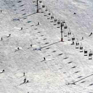 Faraya resort,lebanon, Mzaar Ski Resort