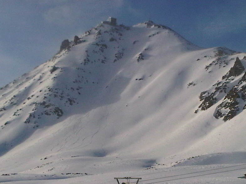 Sils/Engadin snow