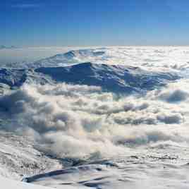 Top of Faraya resort,lebanon, Mzaar Ski Resort