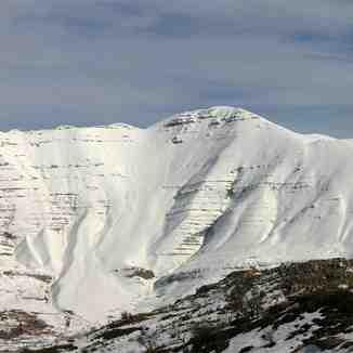 Sannine mountain,lebanon, Mzaar Ski Resort
