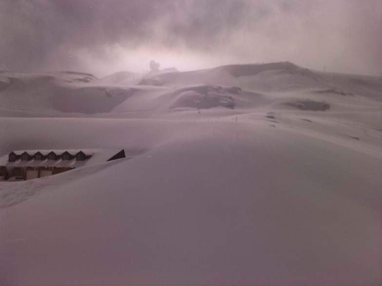 Paqueton de nieve!!!, Sierra Nevada