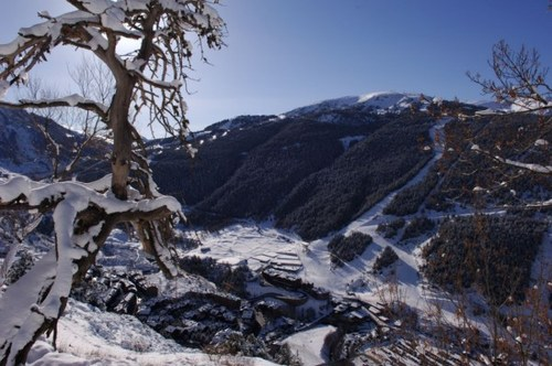 Grandvalira-Encamp Ski Resort by: David Alcolea