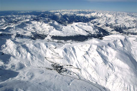 Grandvalira-Encamp snow