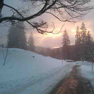 Sunrise at Feldberg