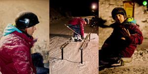 2012-01-15 | RailSession, Venet photo