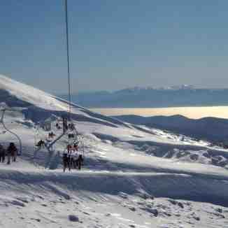 parnassos, Mt Parnassos-Kelaria