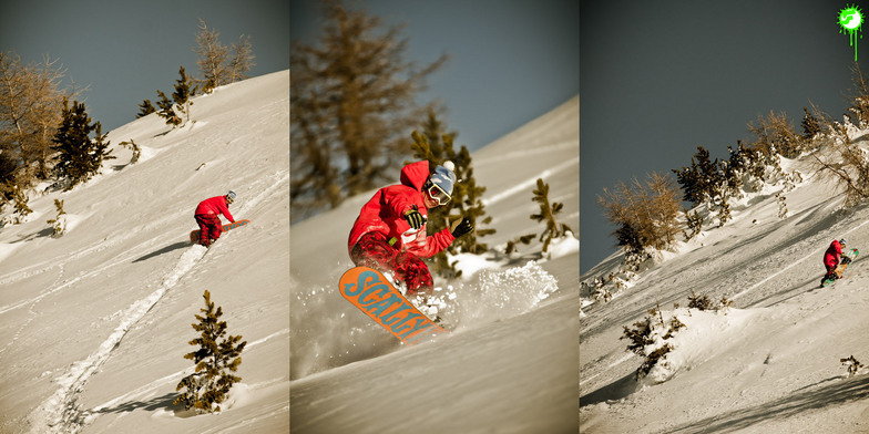 2012-01-16 | PowderRun, Patscherkofel