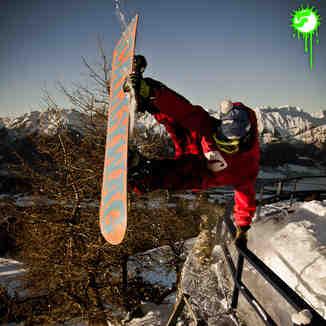 2012-01-16 |, Patscherkofel