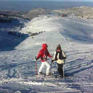 Ayse Kayahan&Goksel Kayahan at Kuşaklıkaya, Uludağ