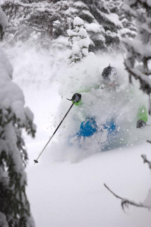 Going deep in the Kootenays, Snowwater Lodge