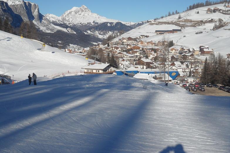 the village, San Cassiano (Alta Badia)