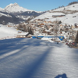 the village, San Cassiano (Alta Badia)
