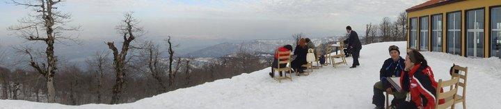 Panaromic view, Kartepe