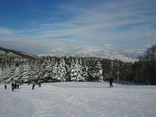 Krushevo Ski Resort by: Kiro Coneski