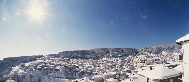 The town of Krushevo