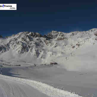 Arcalís Espectacular SnowFall, Ordino-Arcalís