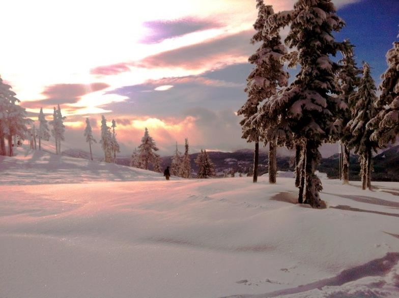 Top of Sunrise, Mount Washington