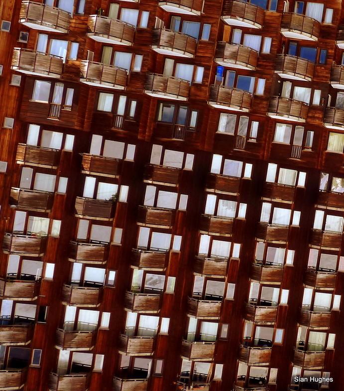Apartment Living in Avoriaz